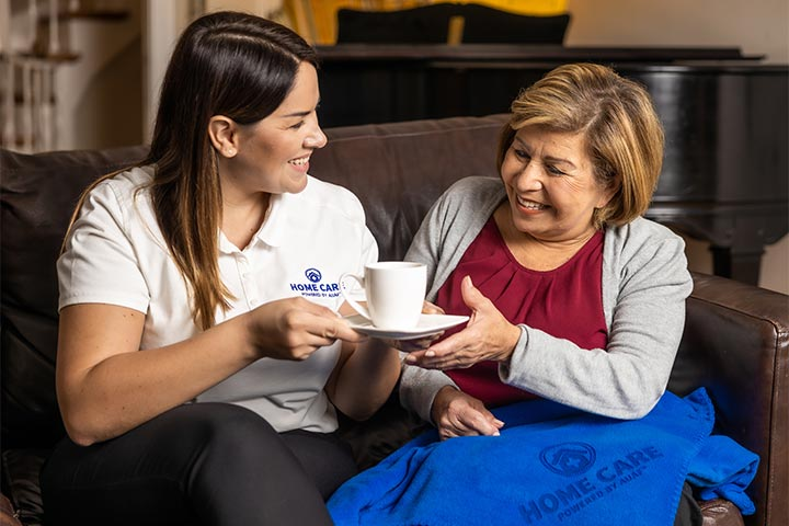 Companionship & Social Interaction - Home Care for Seniors and Elderly Care Services