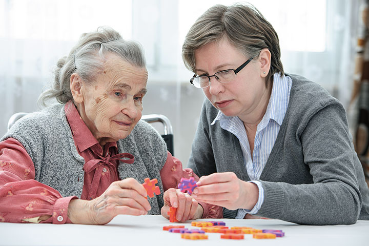 Mental exercise Senior Home Care