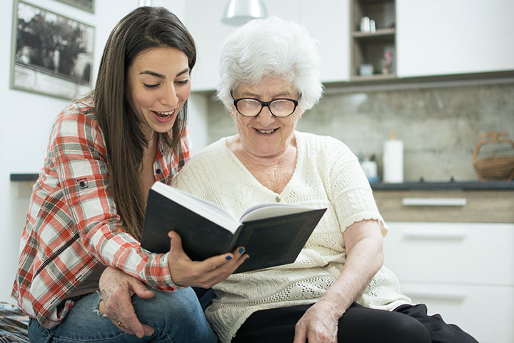 Companionship & Social Interaction - Senior Home Care