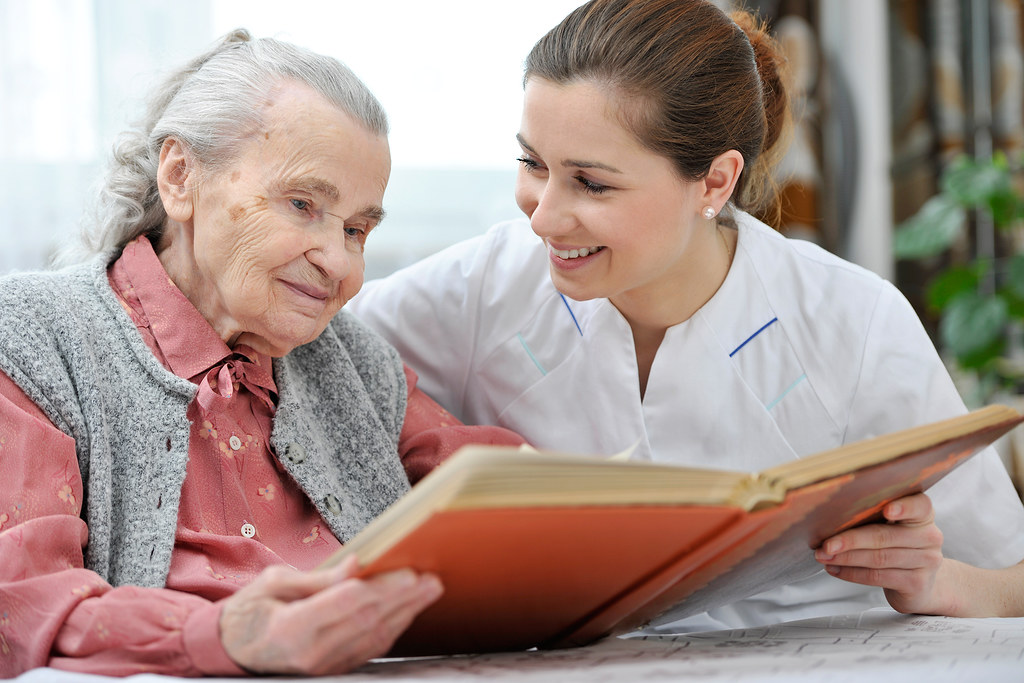 Help for elderly living at home