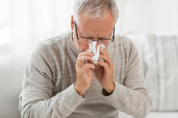 Flu Danger and the Elderly, Flue Shots