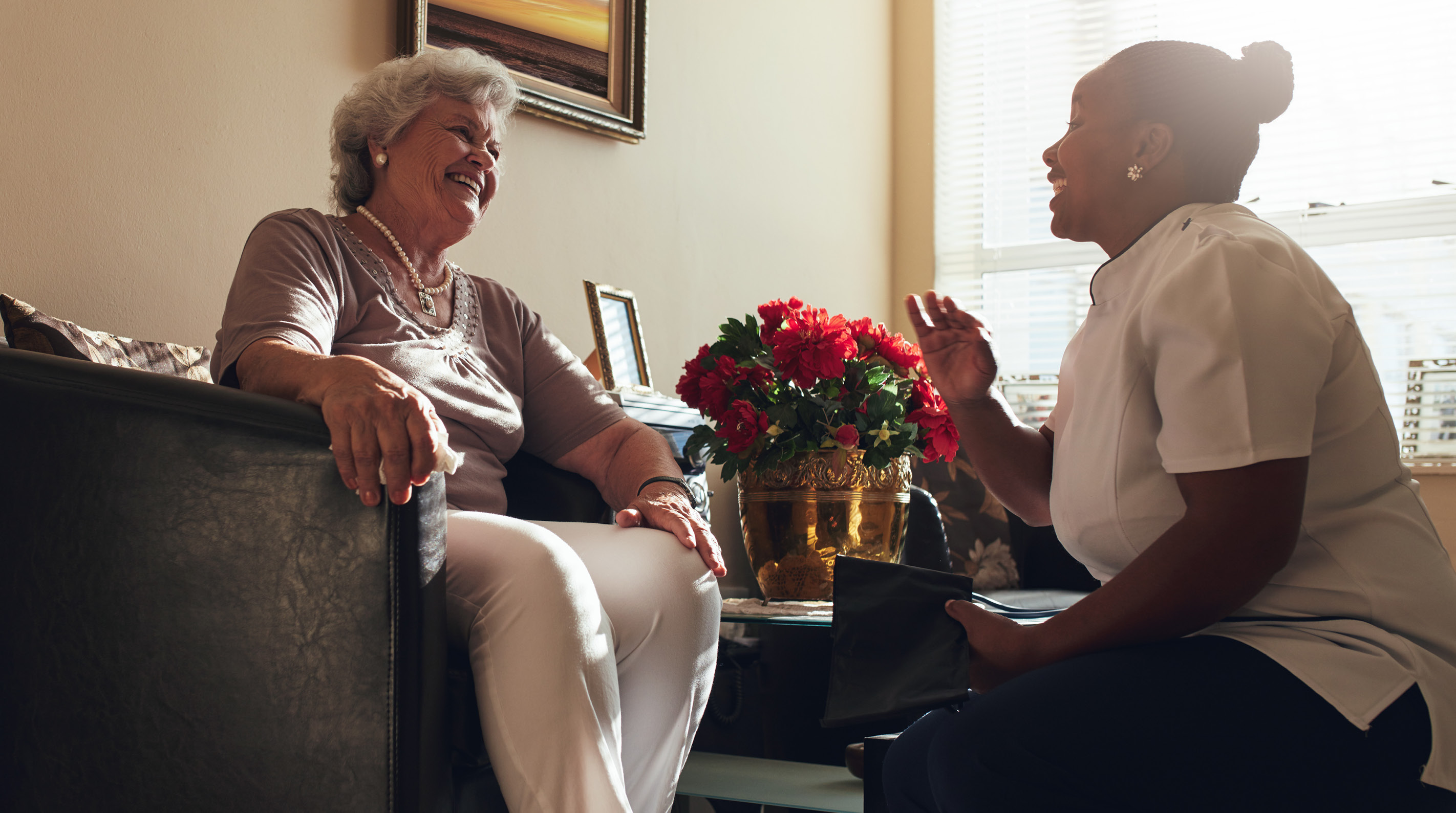 Caregiver Career at Home Care