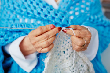 Holiday Crafts With Chicago Home Care Services