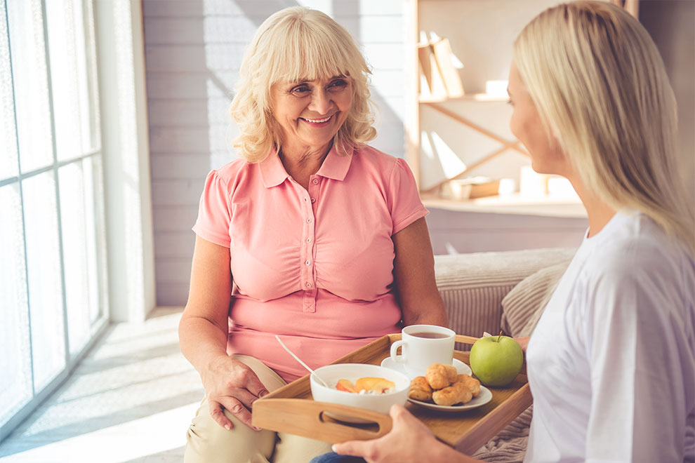 Home Care Assistance and Nutrition