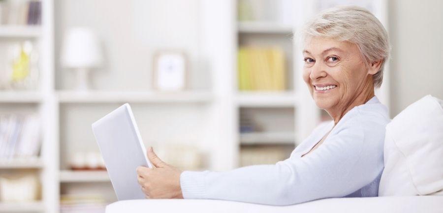 seniors in home, homebound seniors, home care