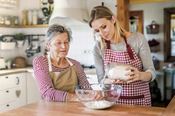 How a Chicago Home Care Agency Can Prepare Your Senior Loved One for the Winter