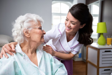 Home Care of the elderly