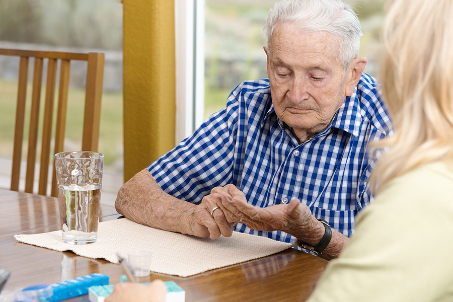 Medication Reminders & Management - Home Care for Seniors