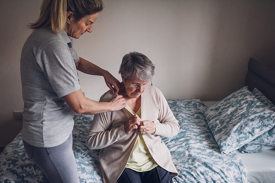 Personal Care Assistance - Elderly Home Care